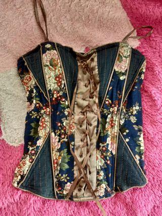 Barter/sell Vintage long torso