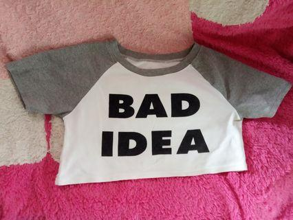 Barter/sell Crop Tee