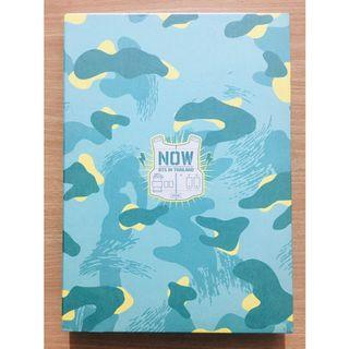 [RARE] Official BTS NOW 1 in Thailand Photobook & DVD