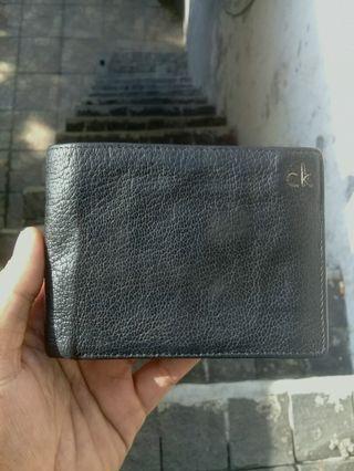 Calvin Klein Wallet Leather Men's AUTHENTIC
