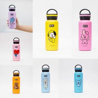 [OFFICIAL] BT21 HANDLE THERMOS 473ML