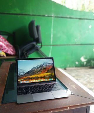 Macbook Retina 12inch 2015 Core M Space Grey Mulus TERMURAH
