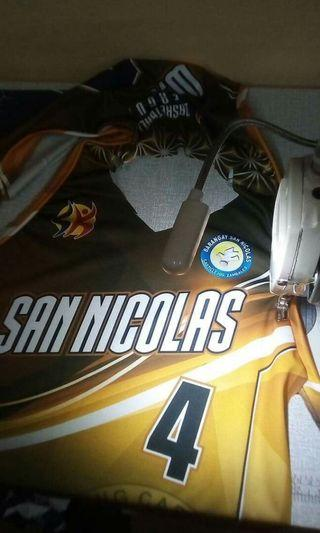 Full sublimation jersey (sando and short)