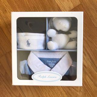Ralph Lauren Baby Boy Gift Set