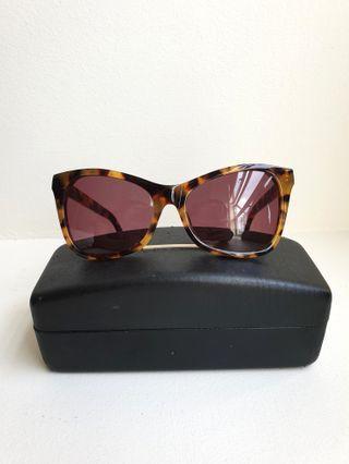 Karen Walker Tortoiseshell Sunglasses