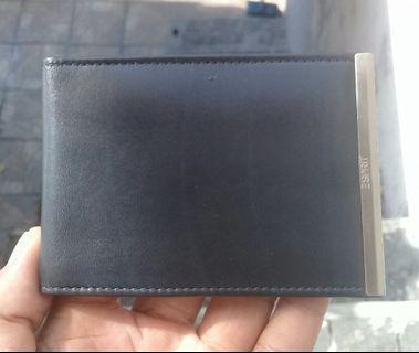 Esprit Card Holder Leather AUTHENTIC Unisex