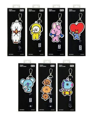 [OFFICIAL] BT21 TRAVEL WRIST STRAP