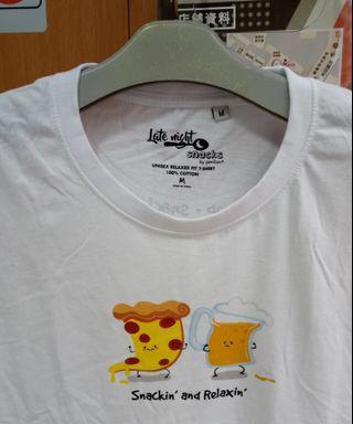 美牌Pavilion Unisex Relaxed Fit T-Shirt (100% Cotton)