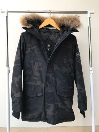 Canada Goose down jacket army replika