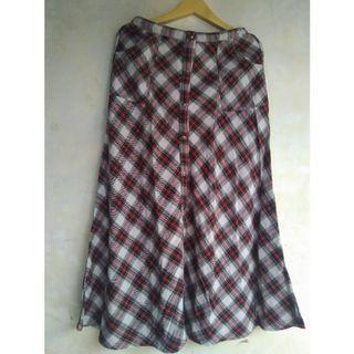 Flanel skirt lee Cooper