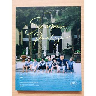 [RARE] Official BTS Summer Package 2016 in Dubai Photobook