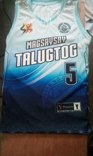 Full sublimation jersey(sando and short)