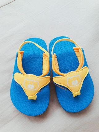 Baby Boy Slippers