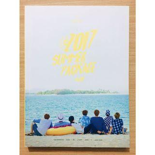 [RARE] Official BTS Summer Package SP 2017 in Coron Palawan Photobook