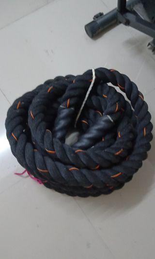 Battle Rope 50mm x 9m