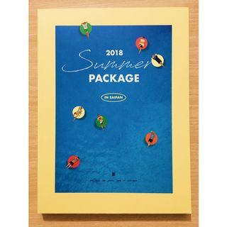 [RARE] Official BTS Summer Package SP 2018 in Saipan Photobook
