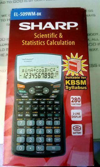 🚚 Scientific calculator.