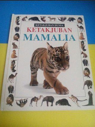 Buku Ketakjuban Mamalia