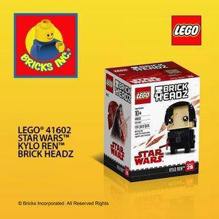 LEGO® 41603 Star Wars™ Kylo Ren Brick Headz