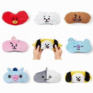 [OFFICIAL] BT21 SLEEPING EYE MASK