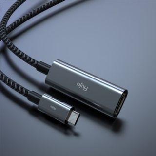 FLUJO X-26 USB C TO HDMI FEMALE ADAPTER