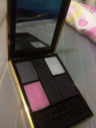 AUTHENTIC YSL OMBRES 5 LUMIERES
