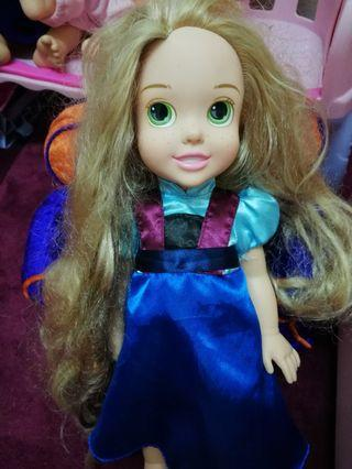 Doll Disney Rapunzel