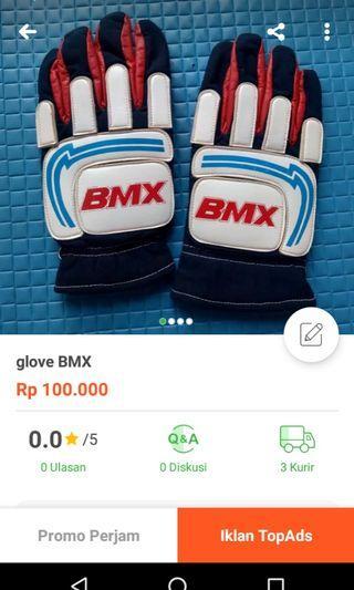 Glove BMX