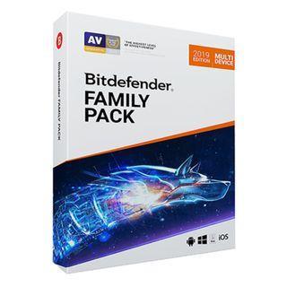Bitdefender Family Pack 2019