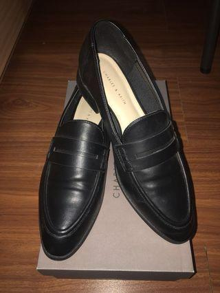 Charles & Keith penny loafers