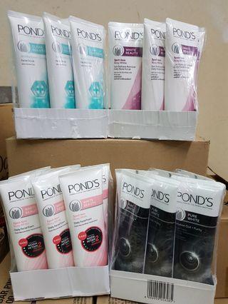 🚚 POND's Daily Facial Foam 100g