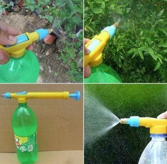 🚚 Household push pressure sprayer for plants