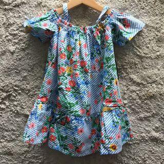 <new> off shoulders dress