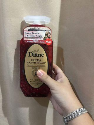 READY NEW  shampoo DIANE merah