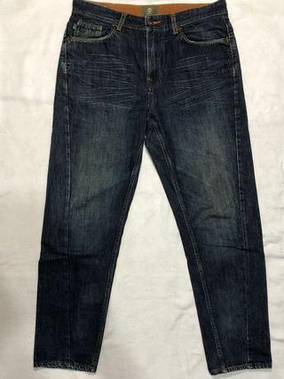 🚚 Timberland province lake  size 35 二手刷色3D牛仔褲