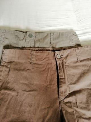 Bundle cargo shorts