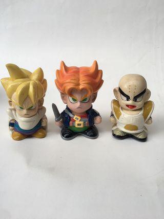 Dragon ball figurine