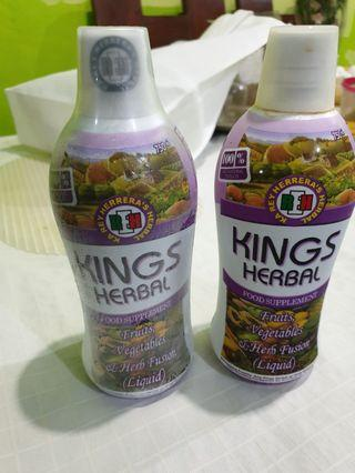 Reh king's herbal supplement