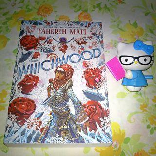 Whichwood (Furthermore #2) by Tahereh Mafi