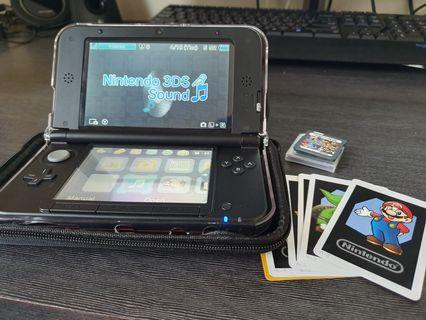 Nintendo 3DS XL - Hardly Used, Great Condition