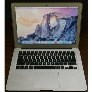 "MacBook Air 13"" ( 2015 ) HIGH SPEC ( Core i7 || 8Gb Ram || 256 Gb SSD Storage || 1.5GB Graphics Processor || 1-month warranty )"