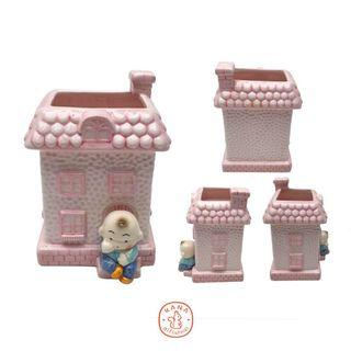 Tempat alat tulis keramik baby boy 👦