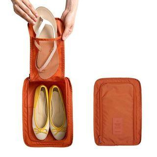 ready stock in 4 days Shoe Bag Multifunctional waterproof nylon shoes storage travel accessories bag sk