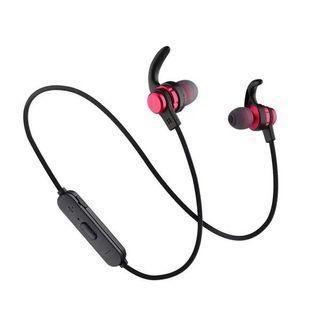 SLS-500 Subwoofer Bluetooth Magnetic Headphones 4.2