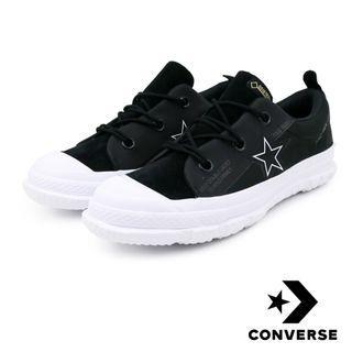 蝦皮下單/CONVERSE Mt.Club GTX 休閒鞋 黑 163178C GORE-TEXR 8.5/27