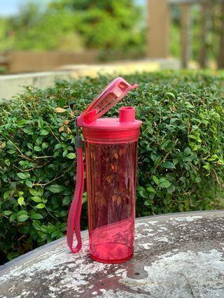 Tupperware Crytsal Drinking Flask 400ml