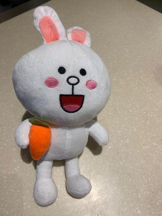 Rabbit & Carrot Plush