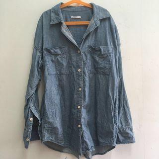 GAP 1969 Denim Shirt with Pockets