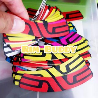 😎 Like it? Buy it! 😎 Custom Rim Stickers for DYU, Fiido, AM, Tempo