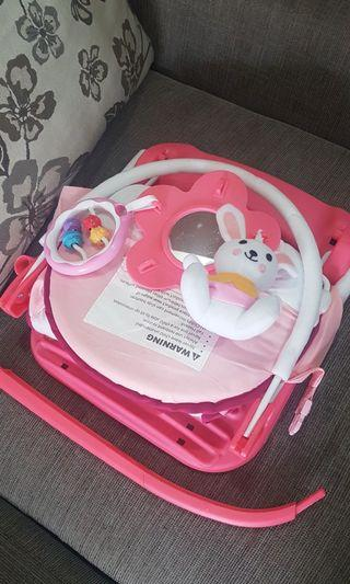 Baby Elle Travel Bouncer